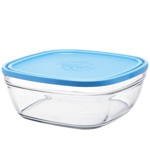 DURALEX BLUE FRESHBOX STACKING BOWL 20CM - KITCHENWARE - DYKE & DEAN  - Homewares | Lighting | Modern Home Furnishings
