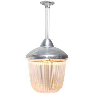 FIXED CEILING CAST LANTERN FROSTED - BATHROOM / OUTDOOR LIGHTS - DYKE & DEAN  - Homewares | Lighting | Modern Home Furnishings