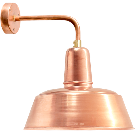 BOLICH BERLIN SHADE COPPER WAND