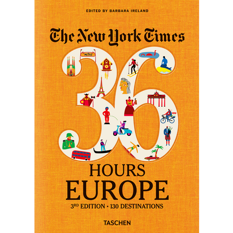NYT. 36 HOURS EUROPE