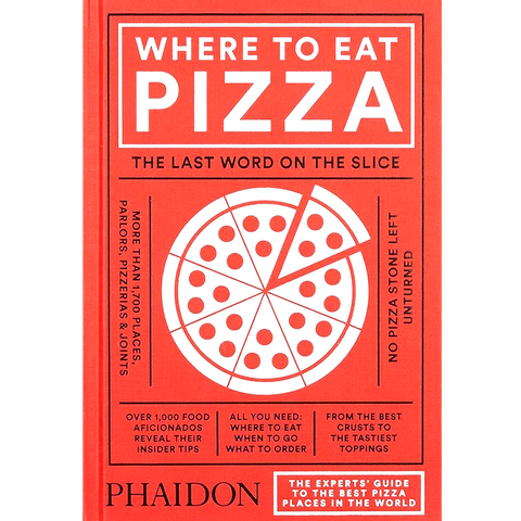 WHERE TO EAT PIZZA