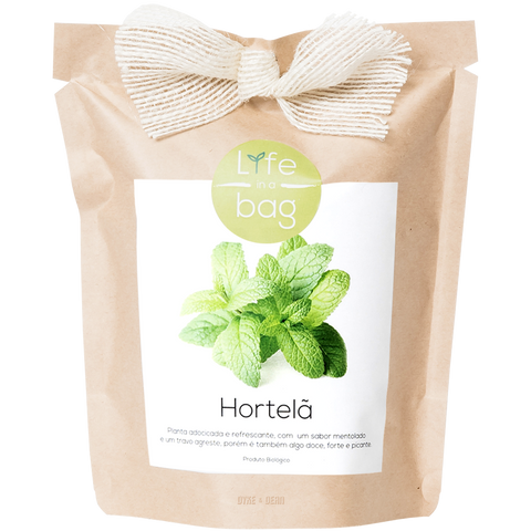 GROW BAG PEPPERMINT