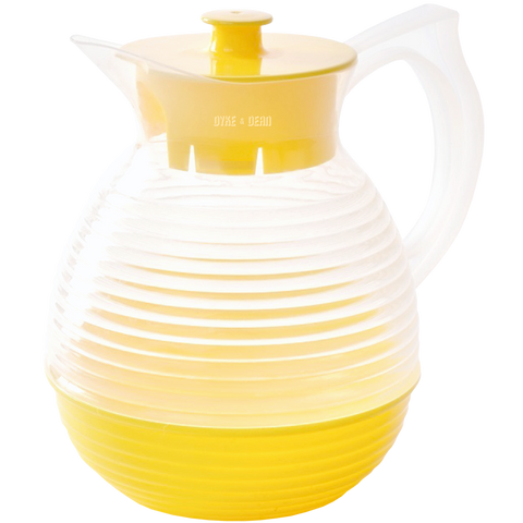 LA CARAFE ORIGINAL JUG YELLOW