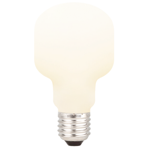 NECKLINE LED PORCELAIN E27 BULB - BULBS - DYKE & DEAN  - Homewares | Lighting | Modern Home Furnishings
