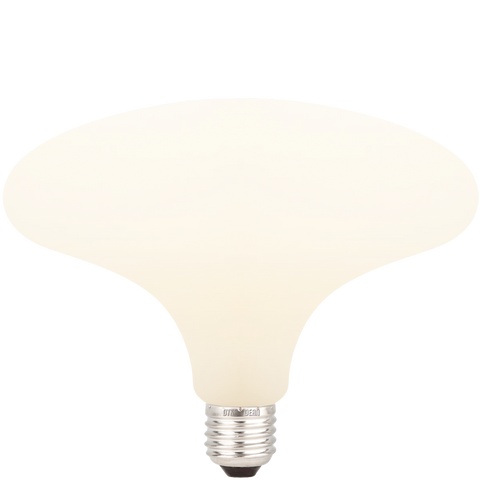 MUSHROOM LED PORCELAIN E27 BULB - BULBS - DYKE & DEAN  - Homewares | Lighting | Modern Home Furnishings