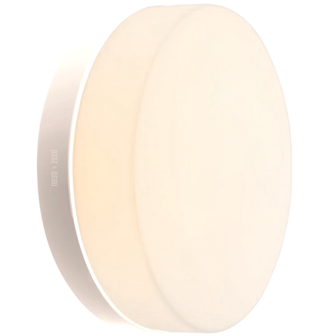 GENERAL OPAL DISC LIGHT WHITE
