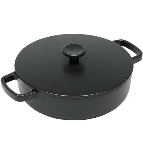 CRANE C2 SAUTE PAN WITH LID