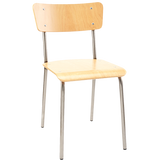 OLIVIA SCOTT-TAYLOR - ORIGINAL BEECH CHAIR