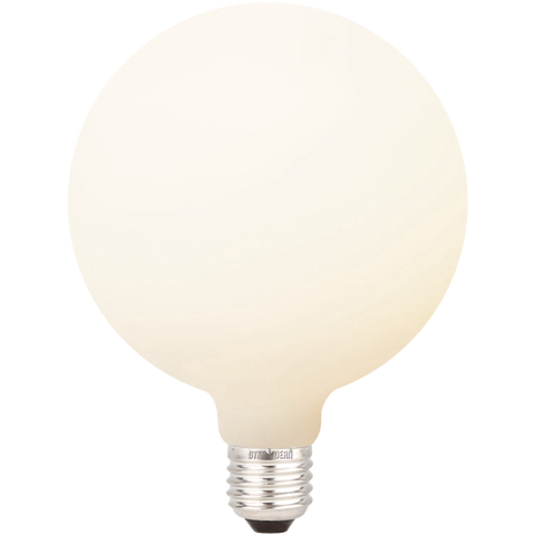 GLOBE OVERSIZE LED PORCELAIN E27 BULB - BULBS - DYKE & DEAN  - Homewares | Lighting | Modern Home Furnishings