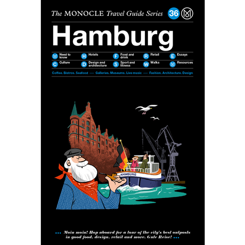 THE MONOCLE TRAVEL GUIDE HAMBURG