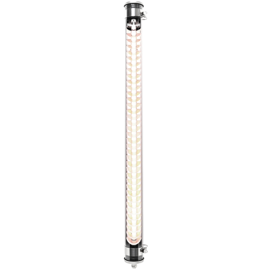 SAMMODE ELGAR SILVER LIGHT 1000mm - SAMMODE - DYKE & DEAN  - Homewares | Lighting | Modern Home Furnishings