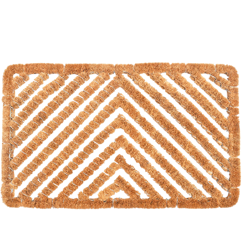 COCONUT WIRED DOORMAT WIDE