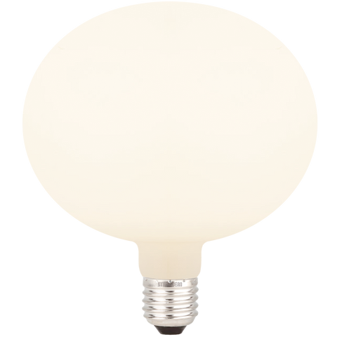 ORB LED PORCELAIN E27 BULB - BULBS - DYKE & DEAN  - Homewares | Lighting | Modern Home Furnishings