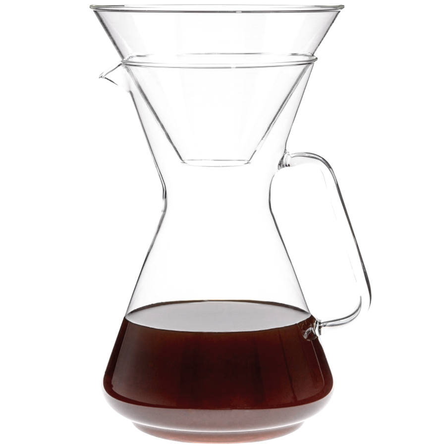 COFFEE MAKER & GLASS STRAINER