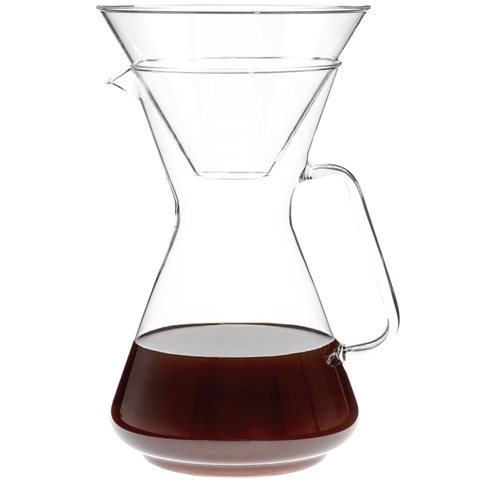 COFFEE MAKER & GLASS STRAINER - KITCHENWARE - DYKE & DEAN  - Homewares | Lighting | Modern Home Furnishings