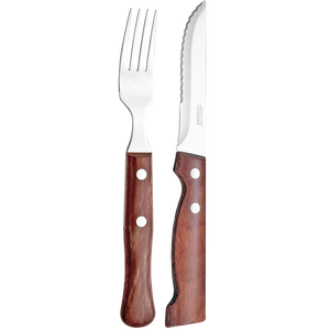 SPANISH STEAK FORK - KITCHENWARE - DYKE & DEAN  - Homewares | Lighting | Modern Home Furnishings