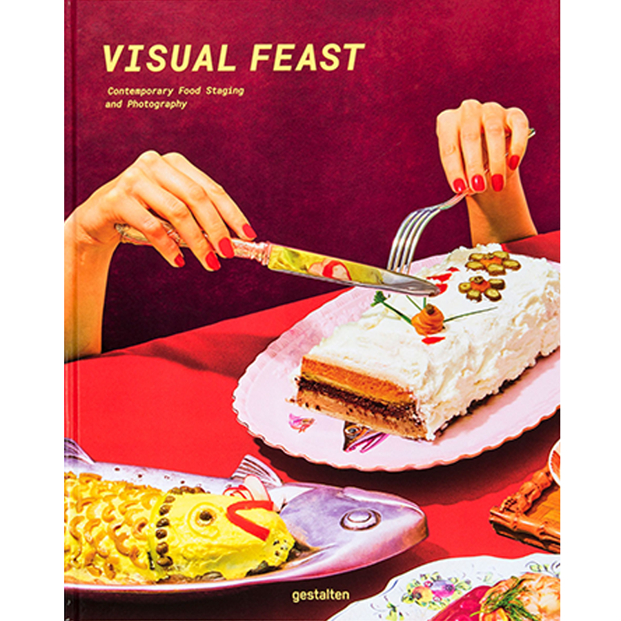 VISUAL FEAST - BOOKS - DYKE & DEAN  - Homewares | Lighting | Modern Home Furnishings