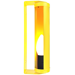 ROTATING PICTURE LAMP YELLOW
