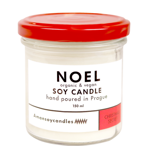 NOEL SOY CANDLE