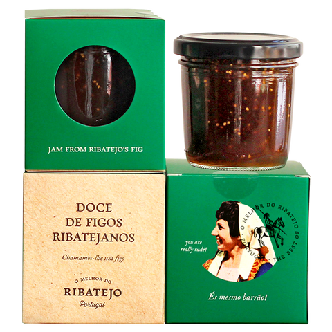 PORTUGUESE FIG JAM - KITCHENWARE - DYKE & DEAN  - Homewares | Lighting | Modern Home Furnishings