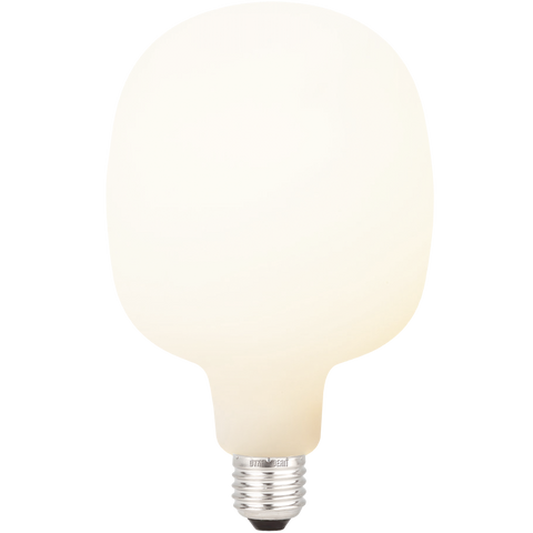 BALLOON LED PORCELAIN E27 BULB - BULBS - DYKE & DEAN  - Homewares | Lighting | Modern Home Furnishings
