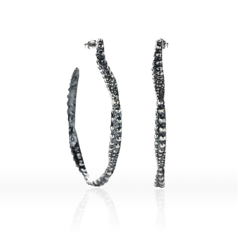 Urchin hoops oxidized