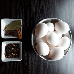 Marble Tea Eggs Ingredients