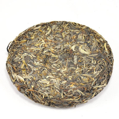 2013 He Kai Wild Tree (Gu Shu) Pu Er Tea Cake (Raw)