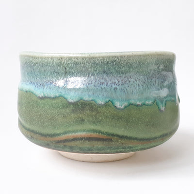 Matcha bowl green