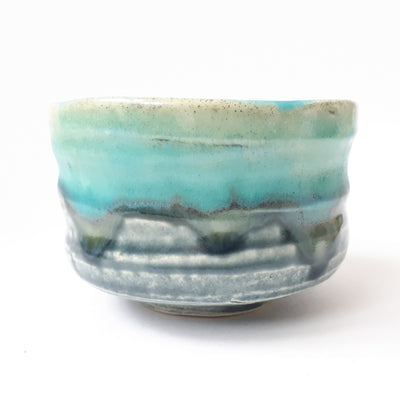 Matcha bowl ocean (small)