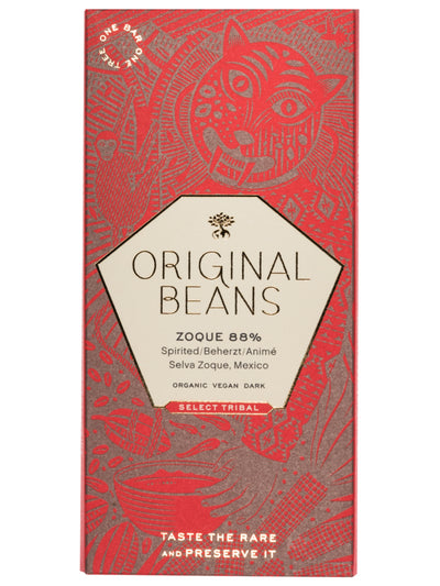 Original Beans Zoque 88% Mexico