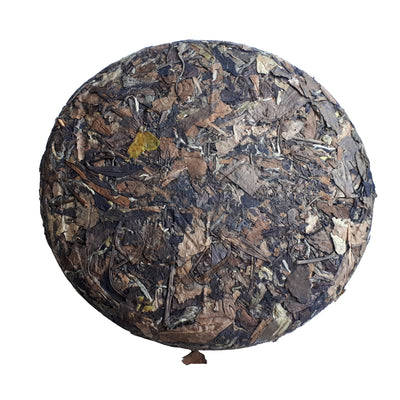 Shou Mei 2014 (Aged White Tea )