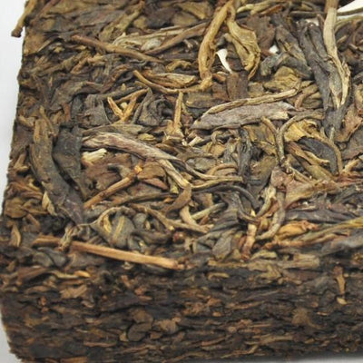 Pu Er 2006 Yi Wu Old Tree 250g Brick