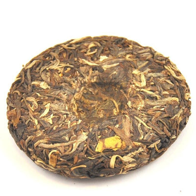 2014 Menghai Old Tree Mini Pu Er Cake 60g (Raw) - sold out