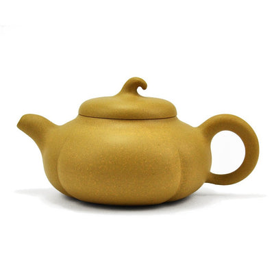 Yixing teapot yellow