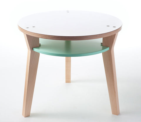Kid's Table and 3 Cricket Stools