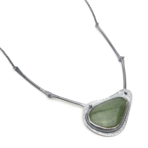 British Columbia Jade Necklace