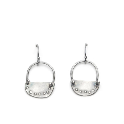 Oslo Sterling Earrings - Small