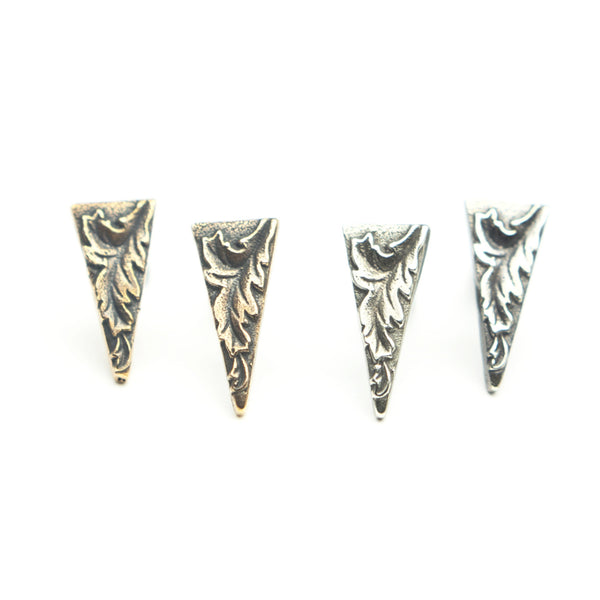 Deco Plume Post Earrings