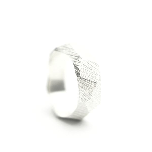 Dreaming of Glaciers - Sterling Ring
