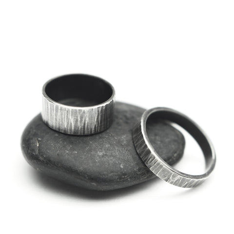 Into the Woods - Sterling Ring