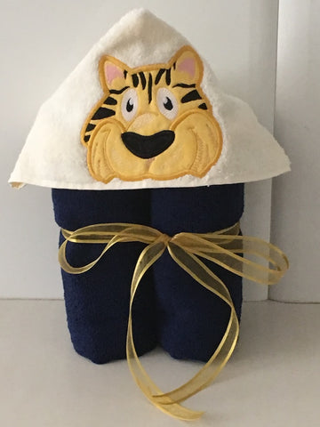 Applique Hooded Towel Project  ATWS-10274