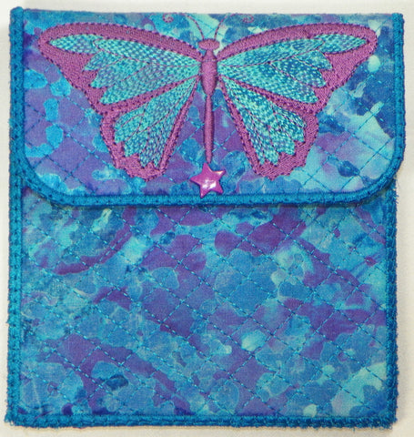 ITH Butterfly Pouch  [6x10] #  10502