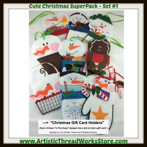 Cute Christmas SuperPack   ATWP-10045