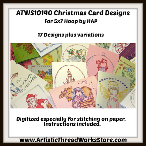 Christmas Card Designs   ATWS-10140 BD06