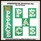 FSL Christmas Peace Project [5x7]  ATWS-10151 BD04