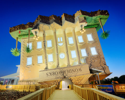 WonderWorks Tickets - Beach Cove Exclusive Guest Offer