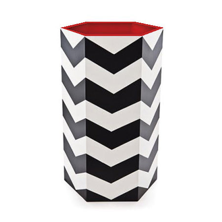 Faux Painted Umbrella Stands