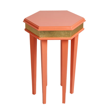 Hexagonal Macaroon Table