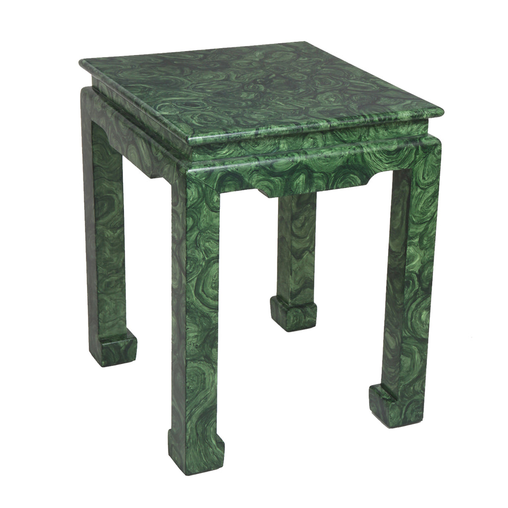 Ming Faux Finish Tables